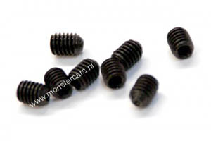 02098 HSP/Himoto Grub Screw M3*4 (4St)