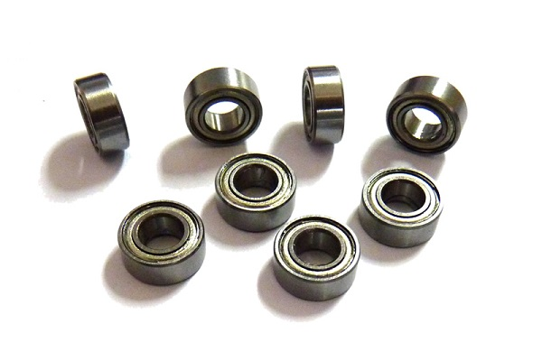 02139 Ball Bearings 10 x 5 x 4 mm