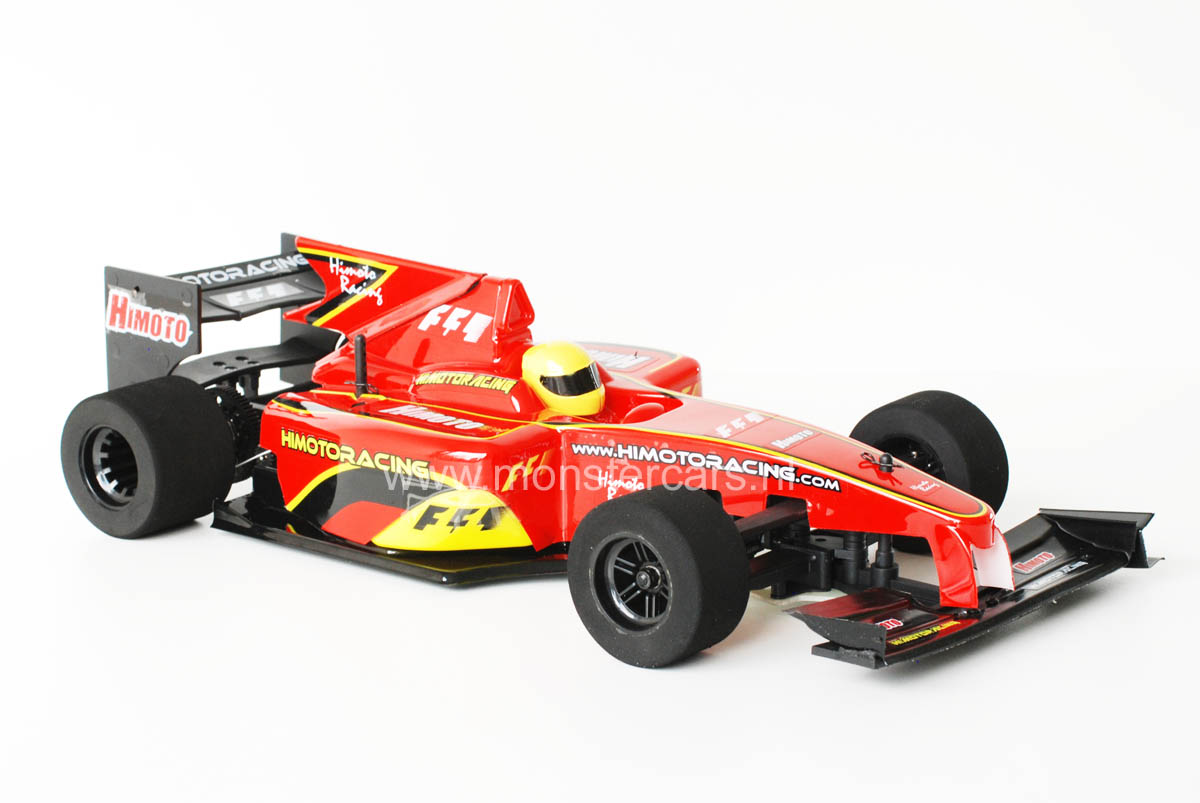 Himoto 1:10 F1 Racing Car 2.4GHz AANBIEDING!