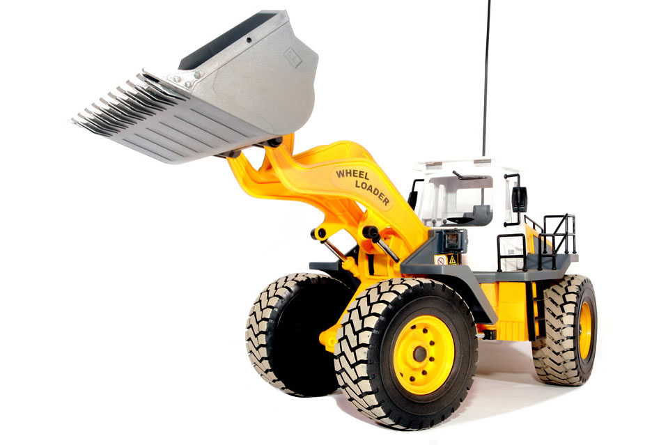 Hobby Engine Shovel