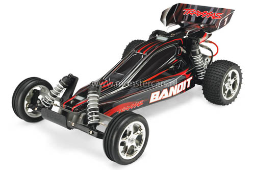 Traxxas Bandit XL5 SUPERDEAL! [Brushless optie]