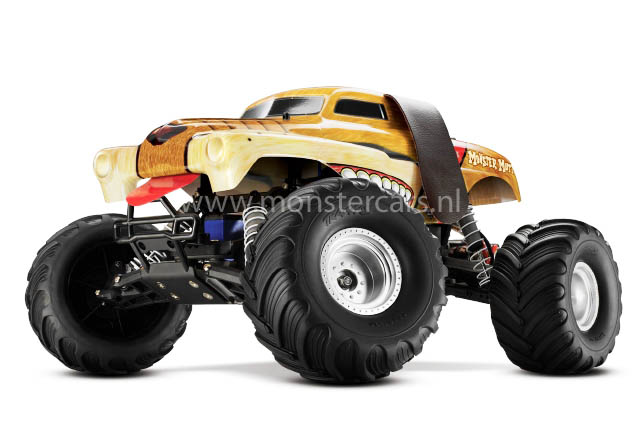 Traxxas Monster Mutt SUPERDEAL! [Brushless optie]