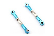 106617 / 06016 Aluminium Front / Rear Servo Links
