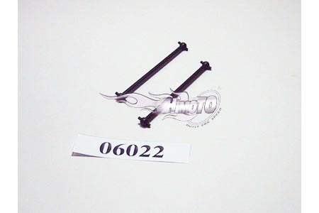 06022 F/R dogbones 80mm Buggy (2st)