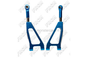 + 860002 Front Upper Suspension Arm Aluminium 1:8