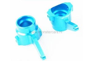 + 860010 Steering Hub Carrier Aluminium 1:8