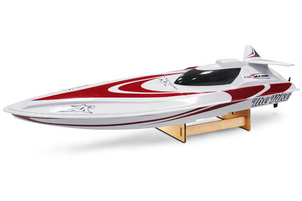 The Pike Brushless Speedboat 2.4GHz