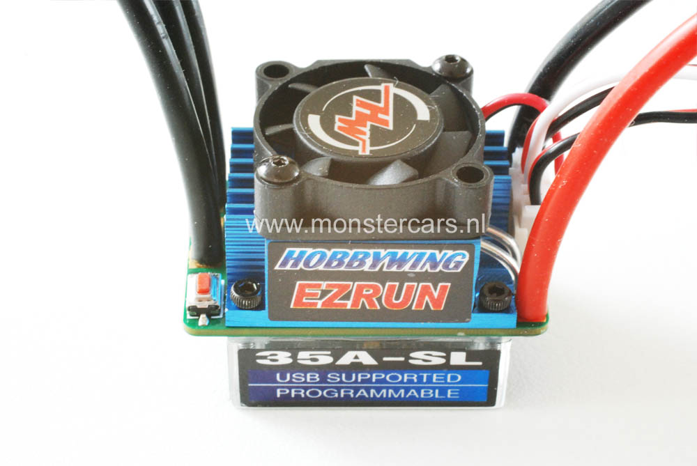 EZRun 35A Brushless ESC