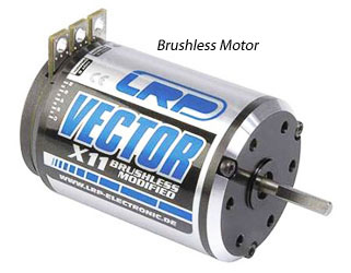 RC Brushless Elektromotor
