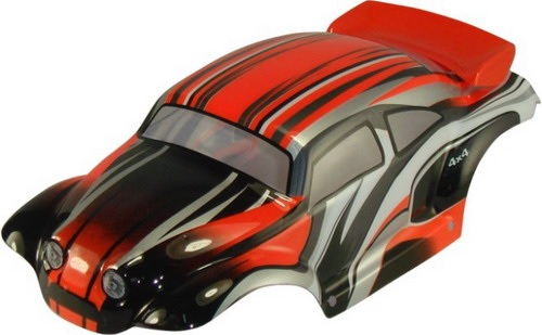 Casing Baja Beetle Orange Grey