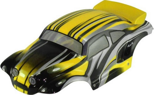 Casing Baja Beetle Yellow Grey