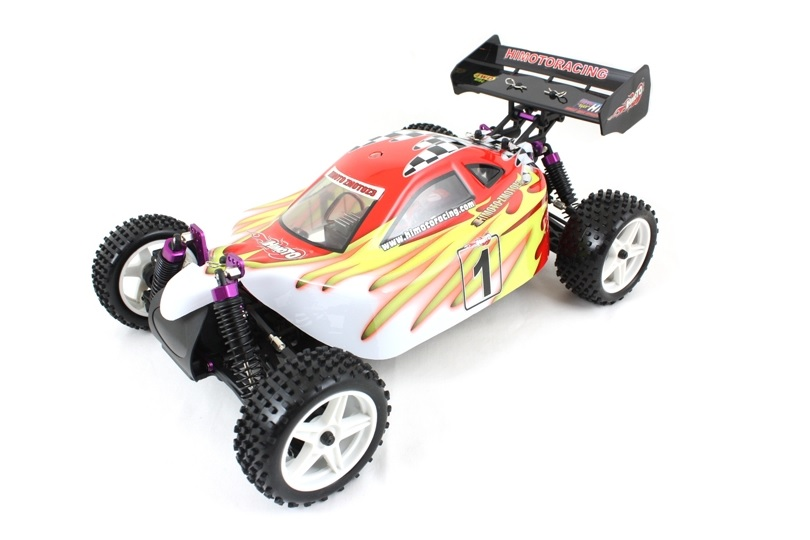 Casing/Kap Buggy Red White