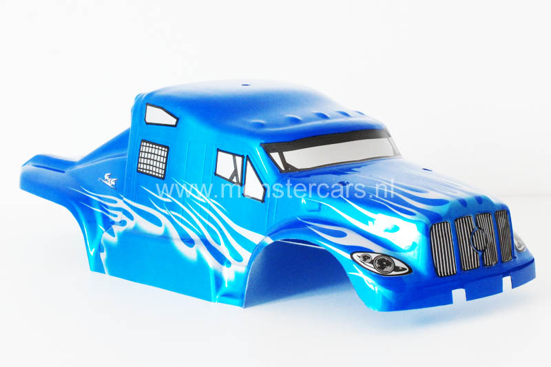 Casing American Truck Blue Metallic