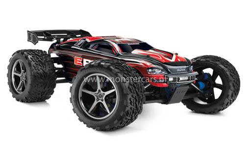Traxxas 1:8 E-Revo Brushless TQi Bluetooth