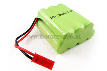 Battery Pack (8.4V. - 650Mah Ni-MH)