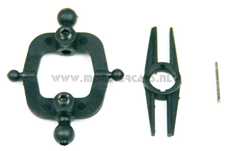 Paddle Control Frame (Outer) FP