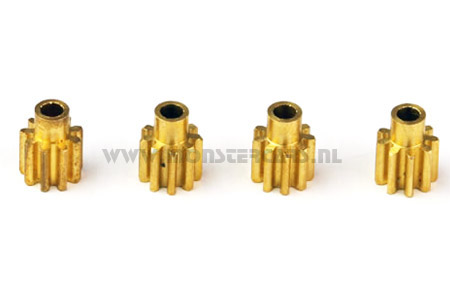 Gear Brass 2.3mm shaft, EK1-0351