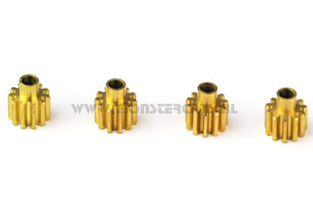 Gear Brass 2.3mm shaft EK1-0353