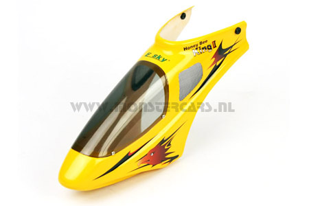 Canopy King V2 Yellow