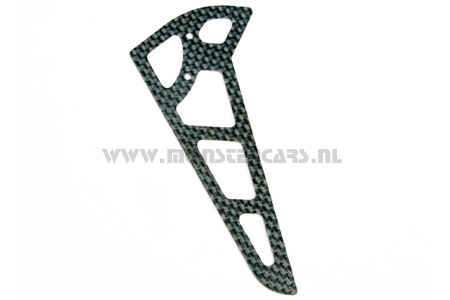 Carbon Fibre Fin Vertical King