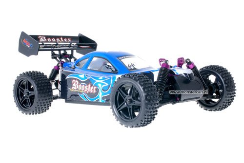 Himoto 1:10 Buggy Black Blue
