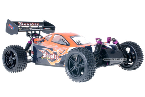 Himoto 1:10 Buggy Black Orange