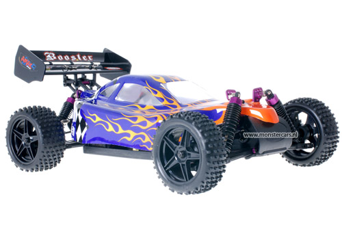 Himoto 1:10 Buggy Blue Flames