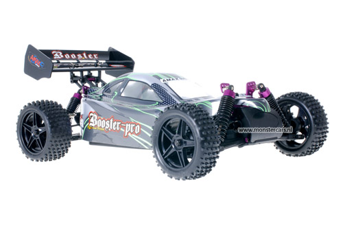 Himoto 1:10 Buggy Green Carbon