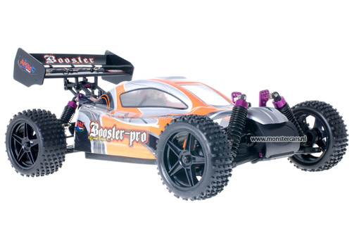 Himoto 1:10 Buggy Grey Orange