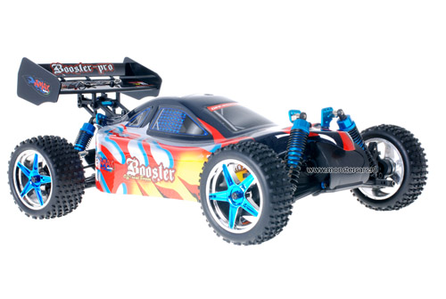Fast 1:10 Brushless Buggy Inferno 2.4GHz AANBIEDING!