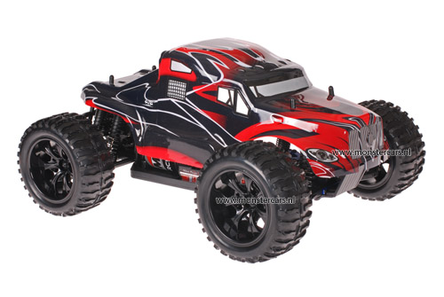 Himoto 1:10 American Truck Red 2.4GHz AANBIEDING!
