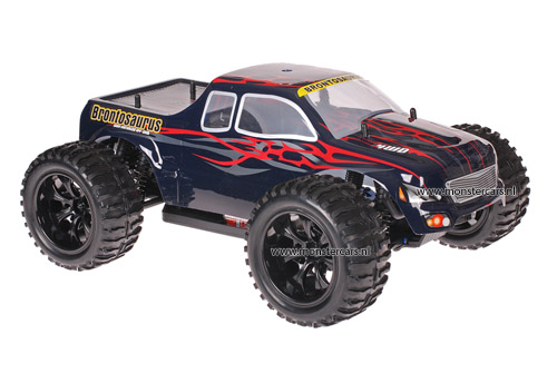 Himoto 1:10 Truck Dracul Red 2.4GHz AANBIEDING!