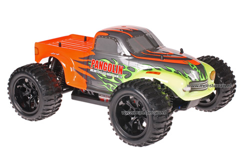 Himoto 1:10 Truck Pangolin Orange AANBIEDING!
