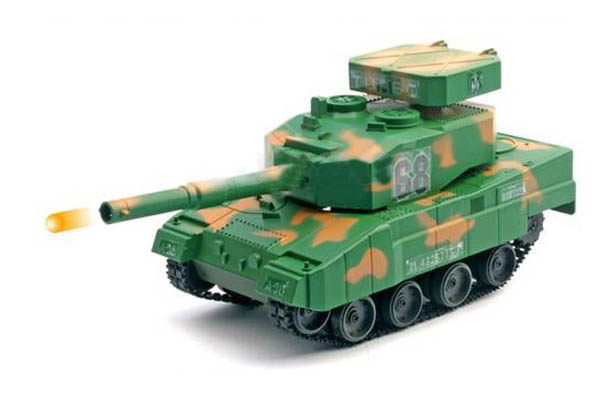 Mini RC Battle Tank