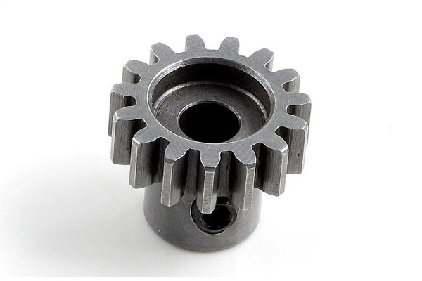 15T 5mm M1 Steel Pinion Gear