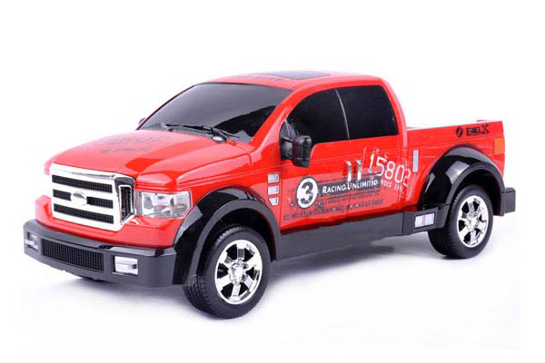 RC 1:12 Pickup Truck Red