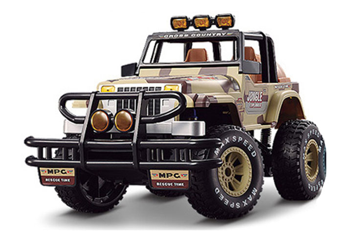 RC 1:10 Off-Road Jeep