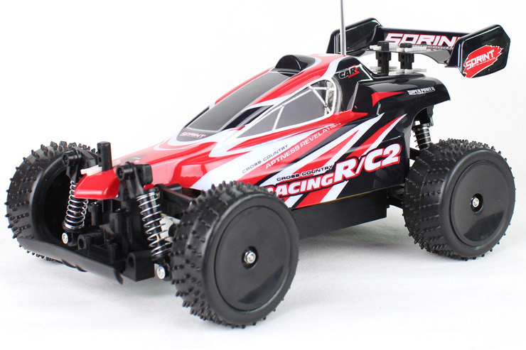 Tip: RC 1:16 4WD Sprint Off Road Buggy