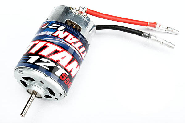 Titan 12T Brushed Motor TRX3785