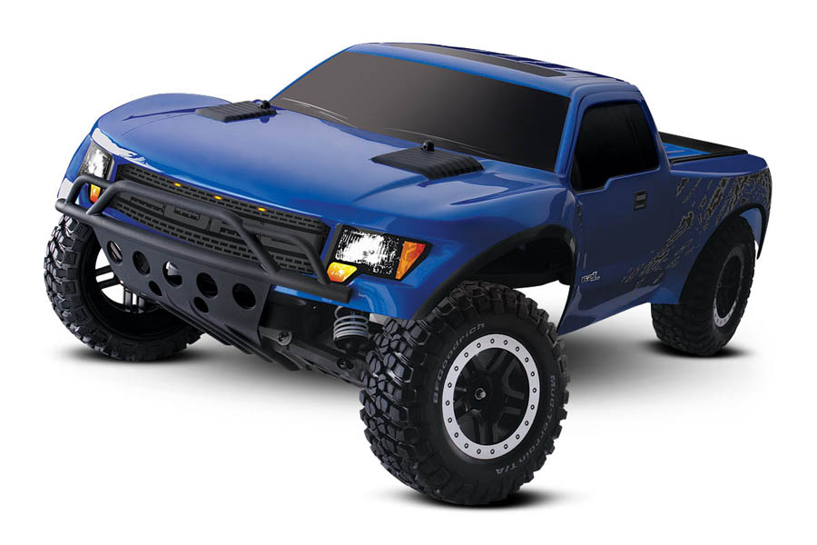 Traxxas Ford F-150 Raptor 2.4GHz TQi 2013 [Brushless optie]