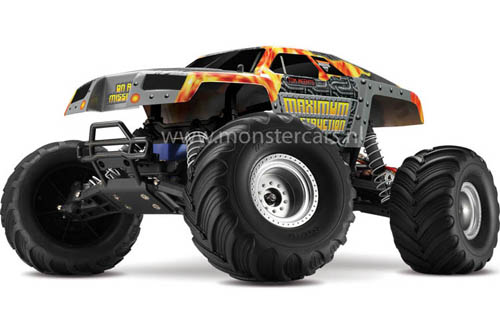 Traxxas Maximum Destruction  SUPERDEAL! [Brushless optie]