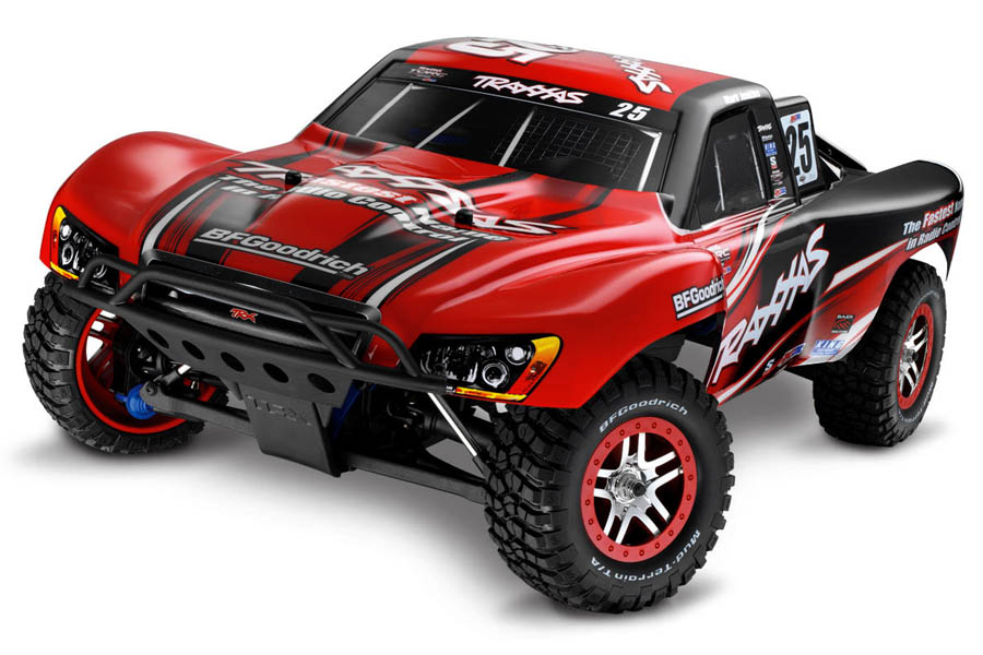 Traxxas Nitro Slayer PRO 4WD 4x4 - 2.4GHz TQi Bluetooth
