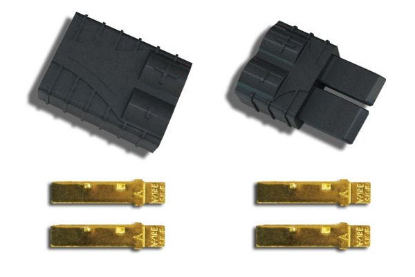 Traxxas Plug (Male en Female)
