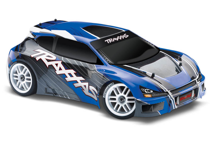 Traxxas 1:16 Rally VXL 2.4GHz TQi 2013 SUPERDEAL!