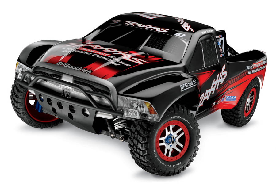 Traxxas Slash VXL Ultimate Edition 2.4GHz TQi 2013