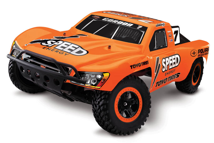 Traxxas Slash 2.4 GHz TQi 2013 [Brushless optie] SUPERDEAL!