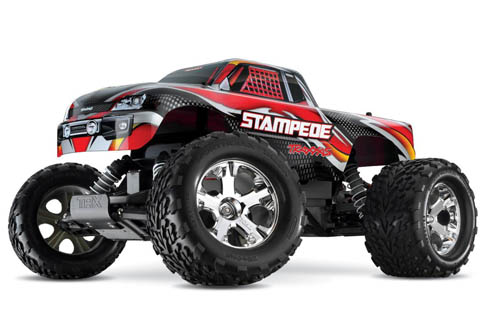 Traxxas Stampede XL5 SUPERDEAL! [Brushless optie]