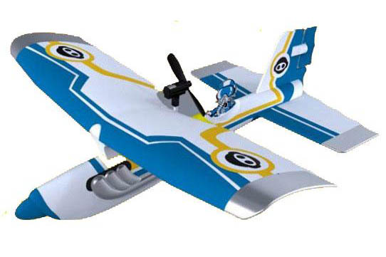 Wowwee FlyTech Crash FX