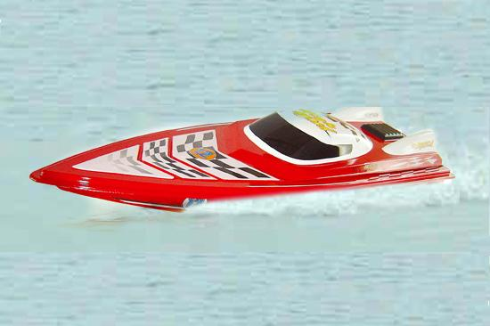 Cyclone Speed Boat 540 Powered