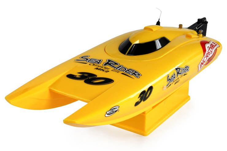 Tip: Sea Rider Catamaran 2,4GHZ RC Boot